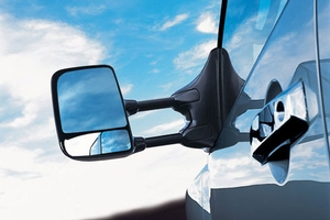 Telescoping Tow Mirrors (Lh & Rh) Kit For Vehicles With Power, Heated & Memory Mirrors. Telescoping... image for your Nissan